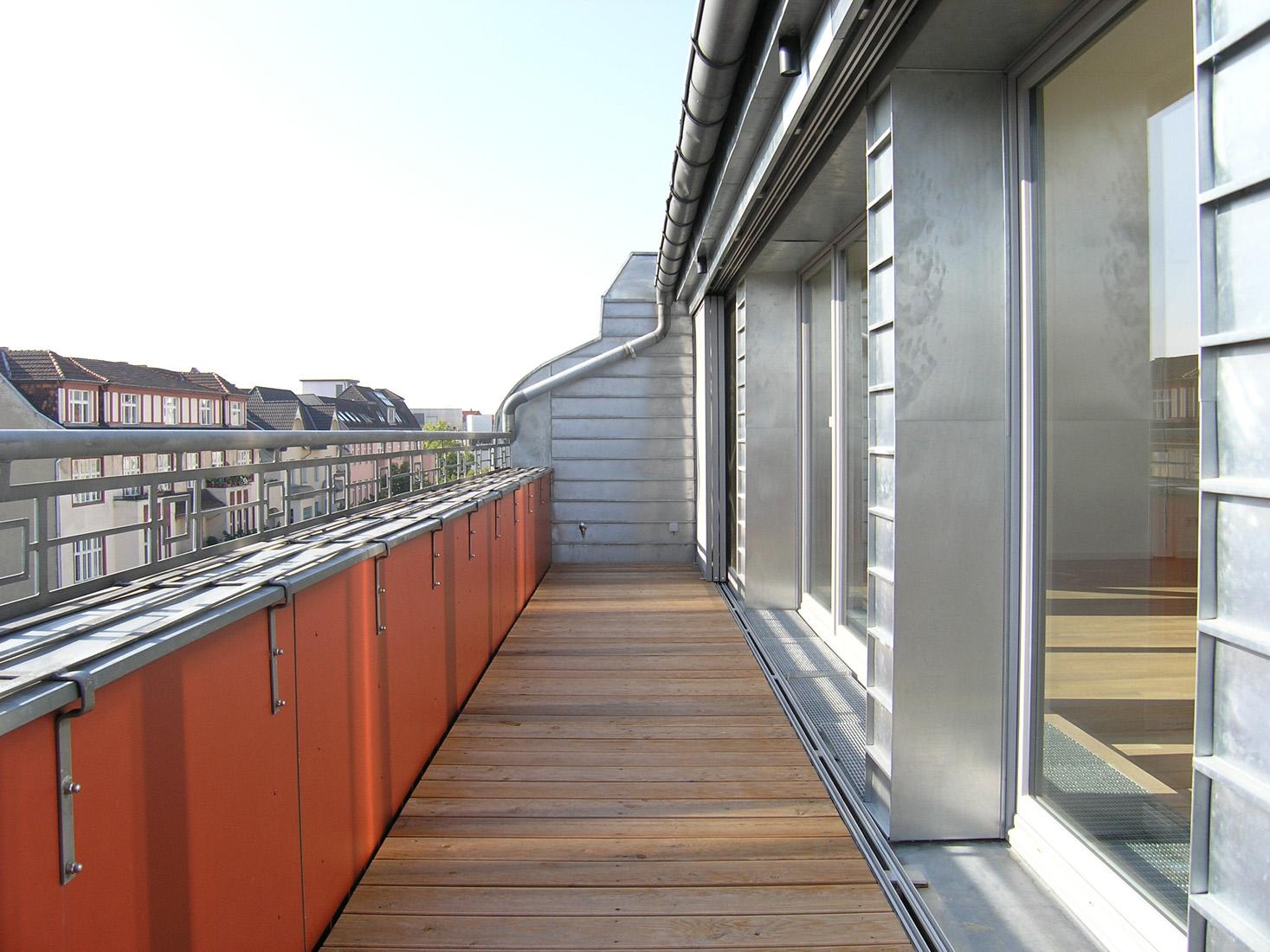 Dachgeschoss Berlin Charlottenburg